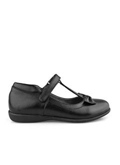 Cici Bebe Ayakkabı Rugan Deri Kız Çocuk Ayakkabısı